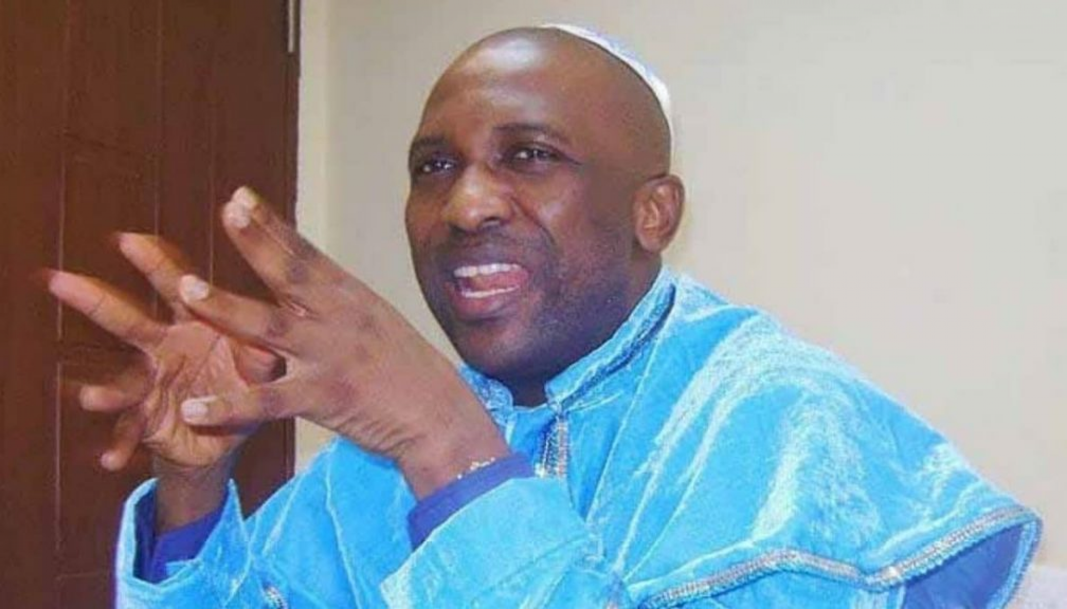 How I prophesied explosion in Lebanon – Primate Ayodele